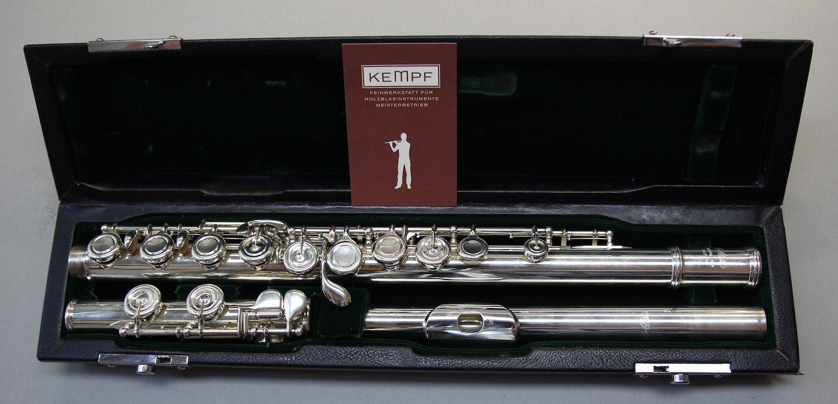 Querflöte Altus A907 Silberkopf