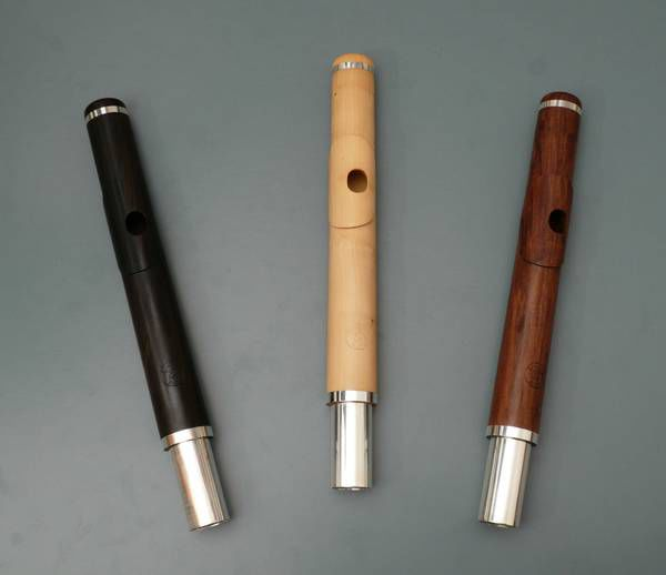 Holzkopfstück für Holz- und auch für Silberflöten Wenner