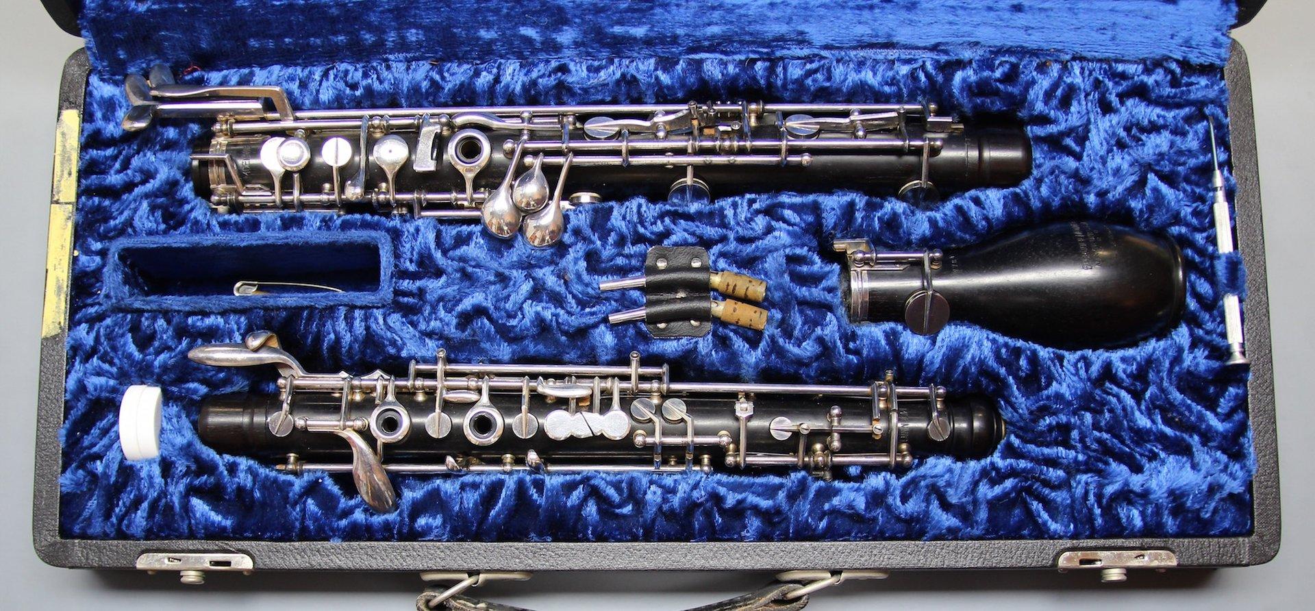 Oboe d'amore Gebrüder Mönnig