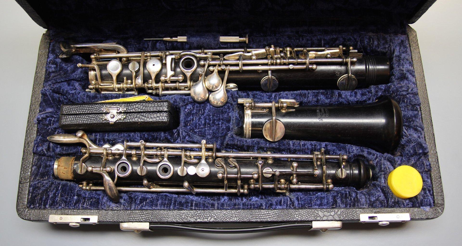 Oboe Mollenhauer Kassel