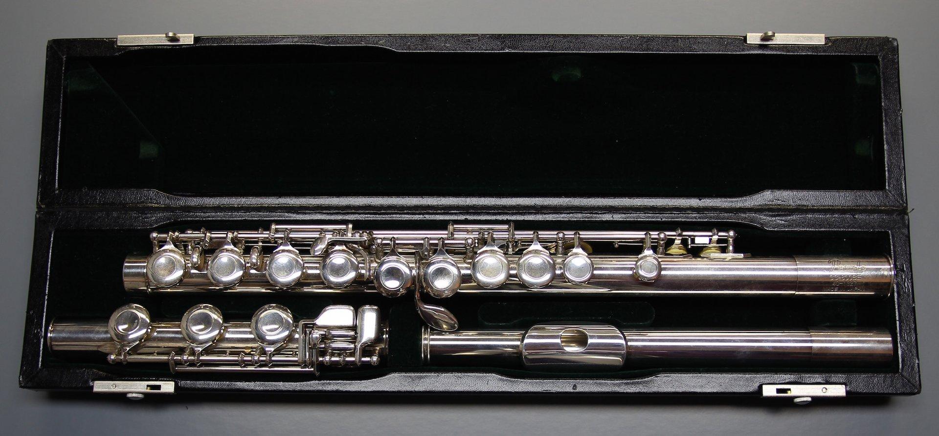 Querflöte Pearl SS800 BE Vollsilber
