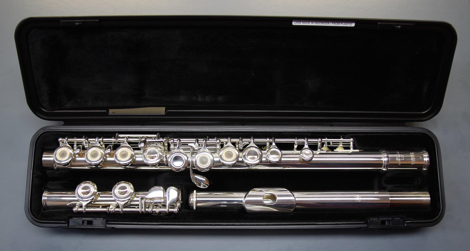 Yamaha YFL 271SL und YFL 271 neue Querflöten zum Sonderpreis
