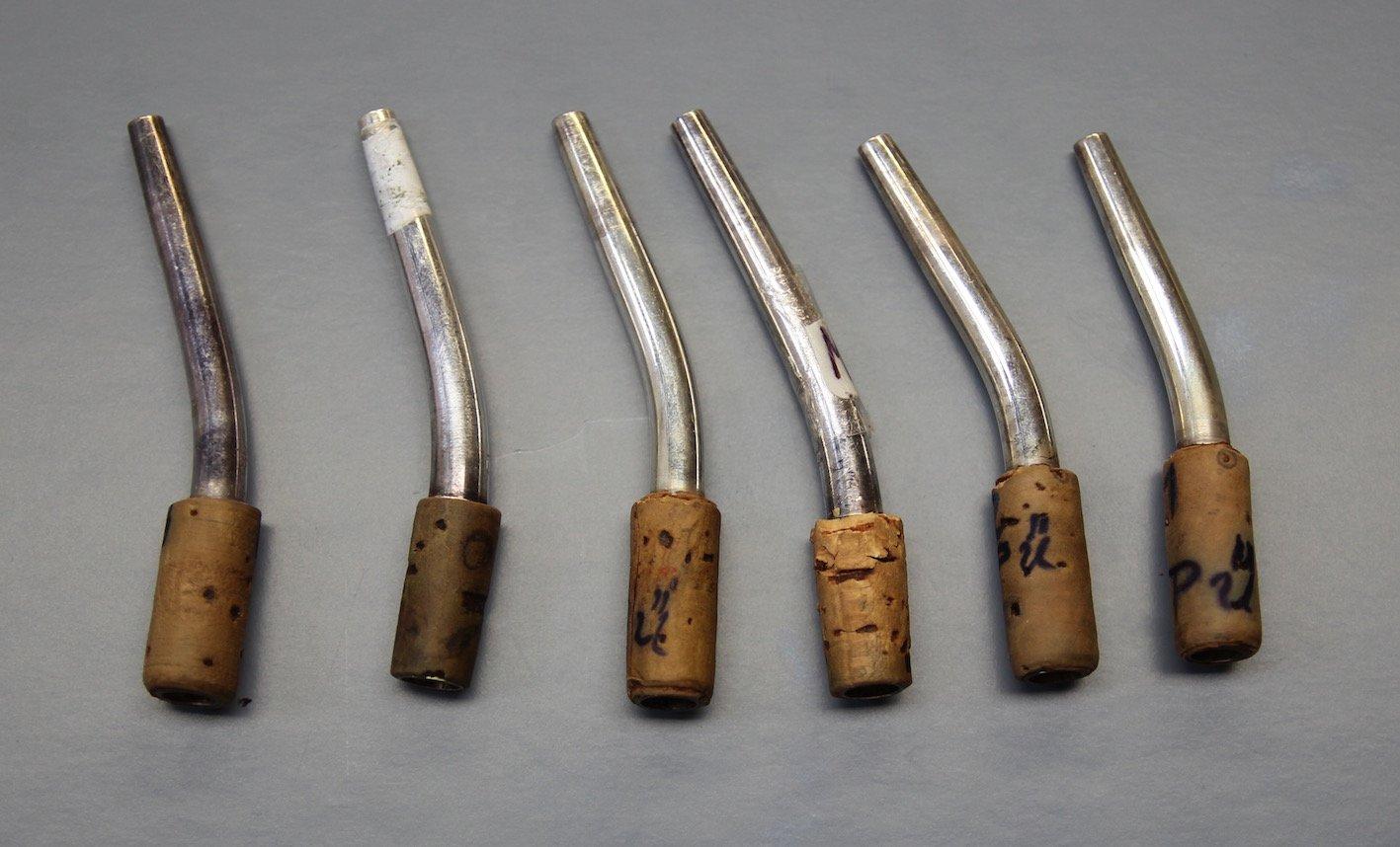 S-Bögen (Stecker) für Oboe damore und Englischhorn
