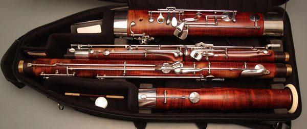 Wahl Klarinettenpolster 2 Lederpolster für Klarinette und Fagott