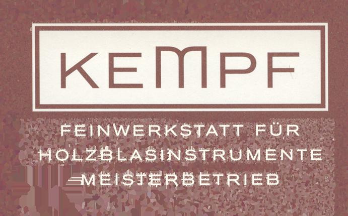 Logo der Firma Kempf