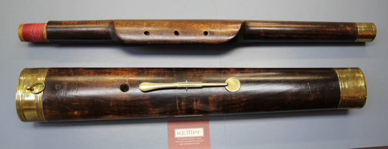 Emanuel Kohlerth klassisches Fagott