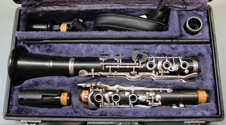 Klarinette Yamaha 457 20, Schreiber D26, Buffet E11, Adler