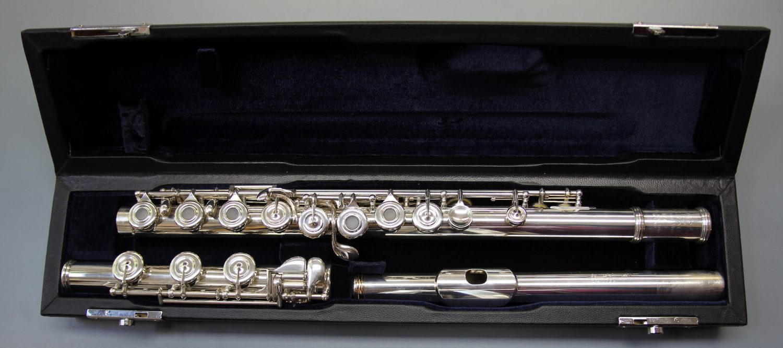 gebrauchte Querflöte Haynes Flutes Boston 53145
